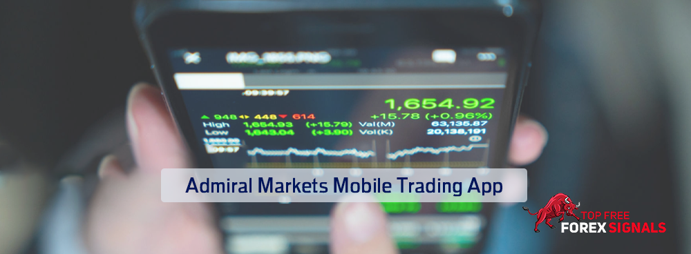 Admiral Markets Mobile Trading App