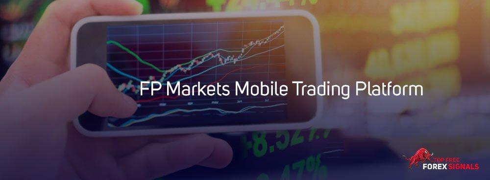 fp markets mobile trading platform